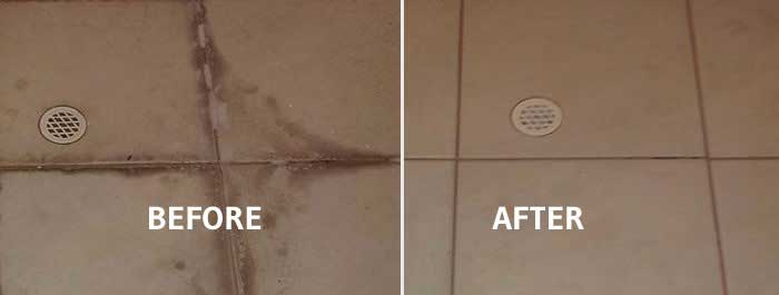 Tile Cleaning Black Range