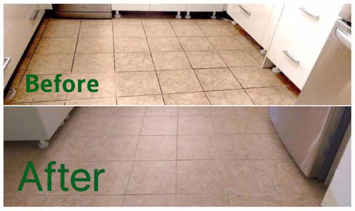 Tile and Grout Cleaning Almonds