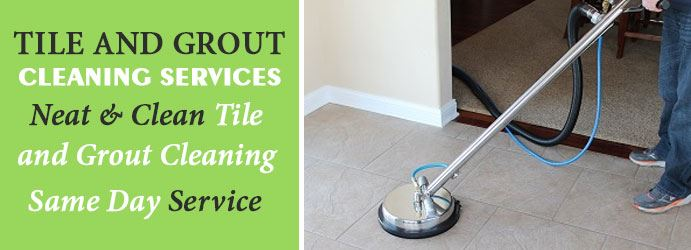 Tile and Grout Cleaning Lower Light