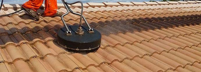Roof Tile Cleaning Services