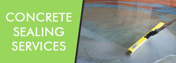 Concrete Sealing Services Fairfield