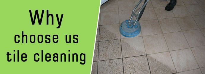 Residential Tile Cleaning Gleneagle