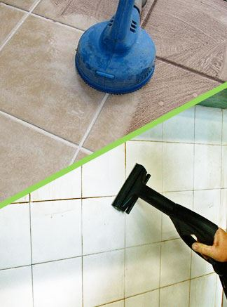 Tile and Grout Cleaning High Range