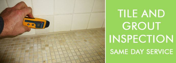Tile and grout Inspection in Richmond