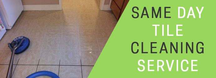 Same Day Tile Cleaning Service