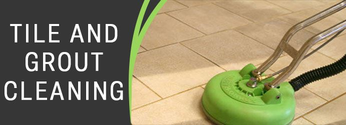 Tile and Grout Cleaning Tapping