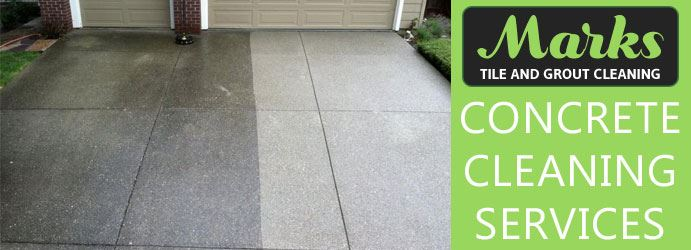 Concrete Cleaning Services Larpent
