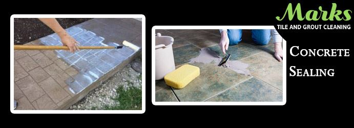 Concrete Sealing Upper Flagstone