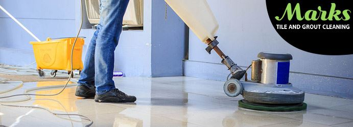 Floor Buffing and Cleaning Services Old Teal Flat
