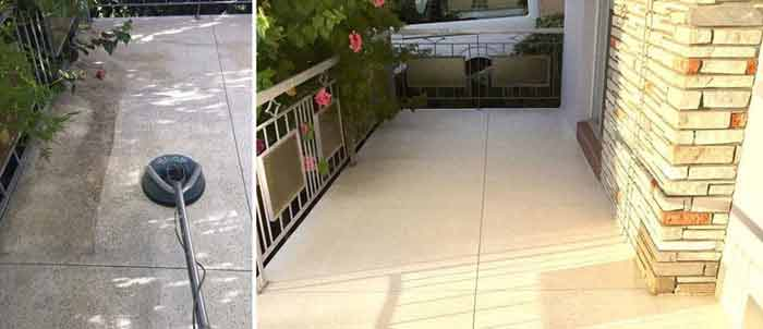 Grout Cleaning Langsborough