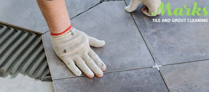 Professional Tile Repair Services