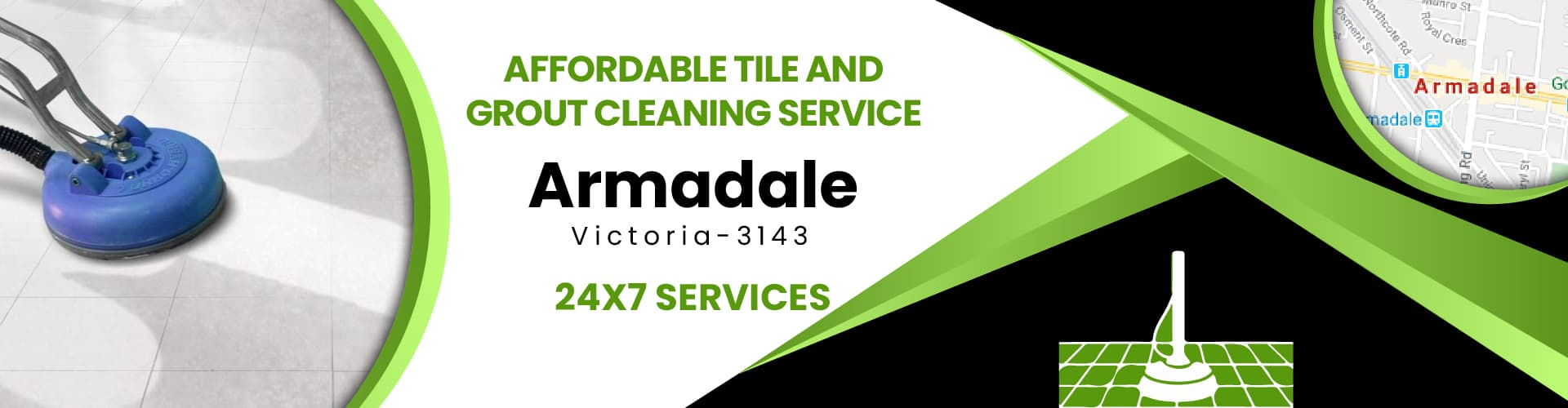 Tile and Grout Cleaning Armadale