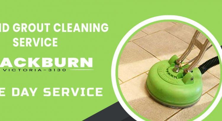 Tile and Grout Cleaning Blackburn