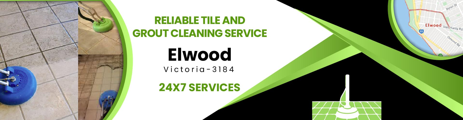 Tile and Grout Cleaning Elwood