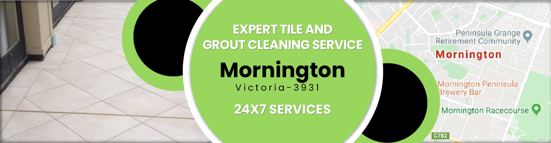 Tile and Grout Cleaning Mornington
