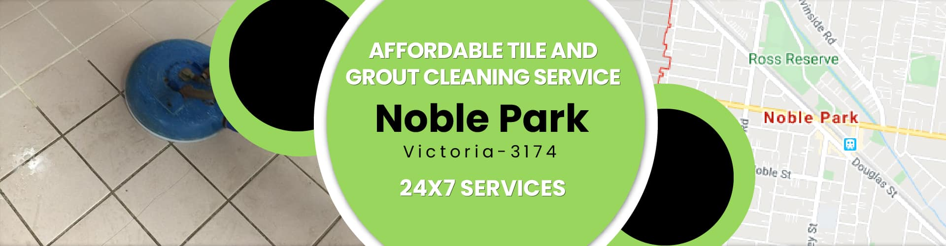 Tile and Grout Cleaning Noble Park