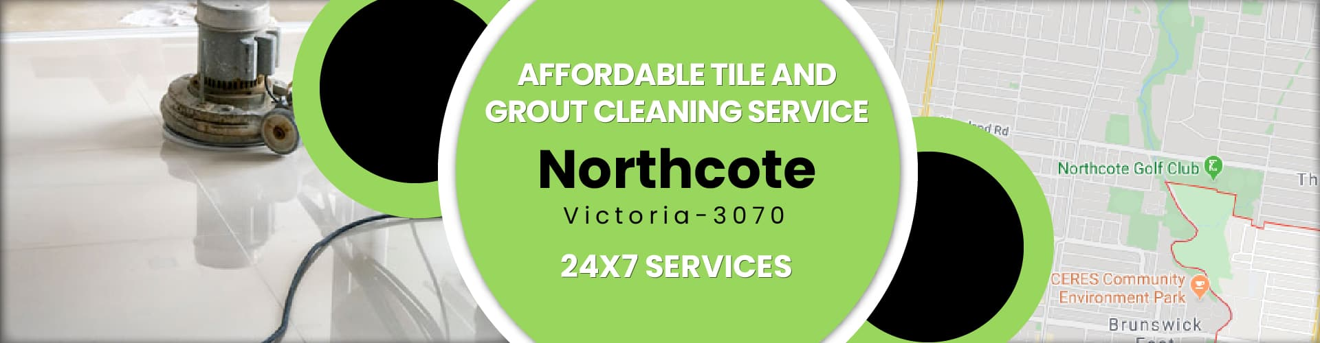 Tile and Grout Cleaning Northcote