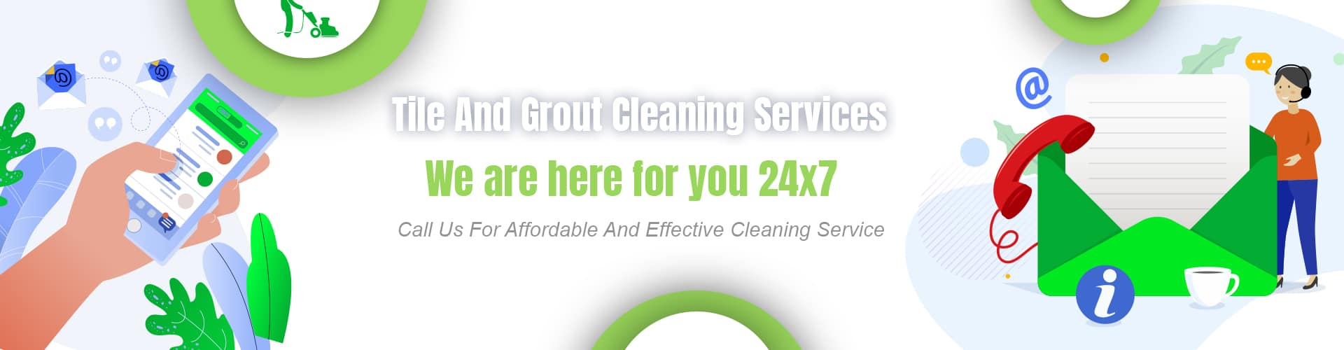 Contact Us For Tile And Grout Cleaning Services