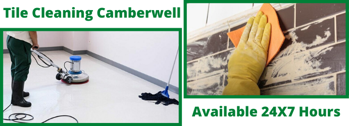Professional Tile Cleaning Camberwell