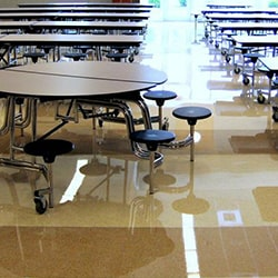 Schools Tile Cleaning
