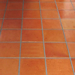 Terracotta Tile and Grout Cleaning