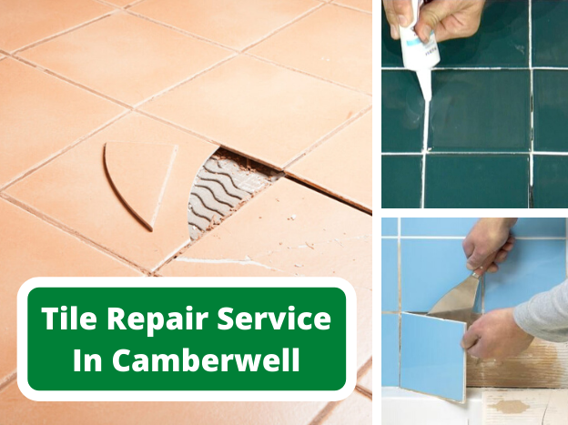 Tile Repairs Service In Camberwell