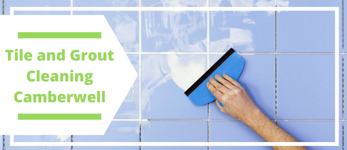 Tile and Grout Cleaning Camberwell