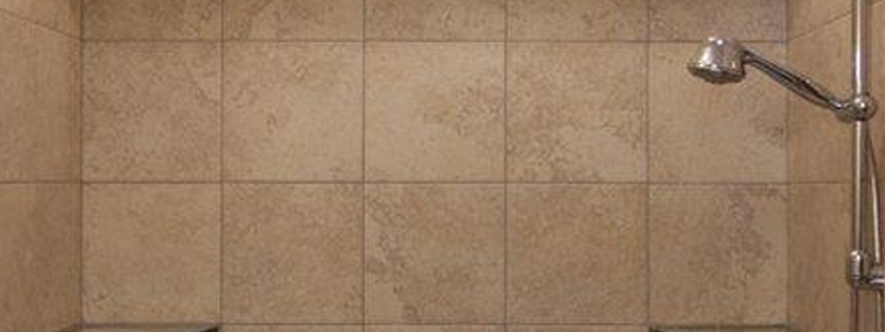 Clean Mould in Shower Tile and Grout Naturally