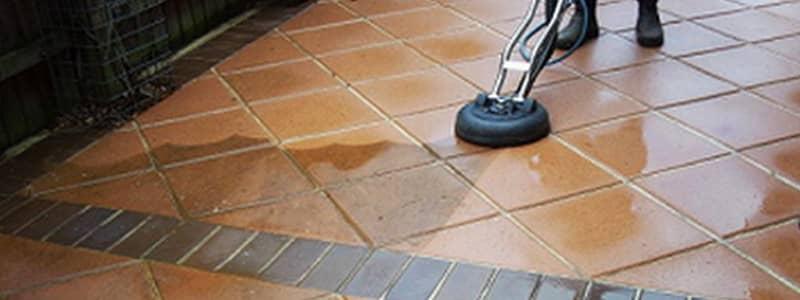 Keep The-Tile Floor Clean and Fresh