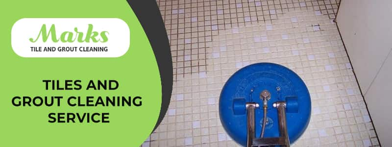 Tiles and Grout Cleaning Service